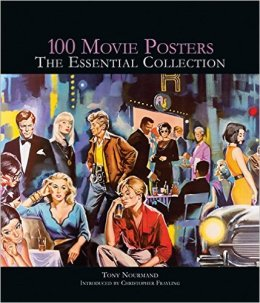 100 movie posters The essential collection par Tony Nourmand aux édition R I A I P