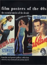 Film poster of the 40's de Tony Nourmand et Graham Marsh aux éditions Tashen