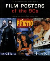 Film poster of the 90's de Tony Nourmand et Graham Marsh aux éditions Tashen