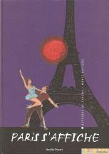 Paris s'affiche d'Aurélie Druart aux éditions Stanislas Choko