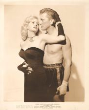 Le champion - Marilyn Maxwell & Kirk douglas (Artistes Associés, 1949). US photo. ©collection Jérôme Rouault