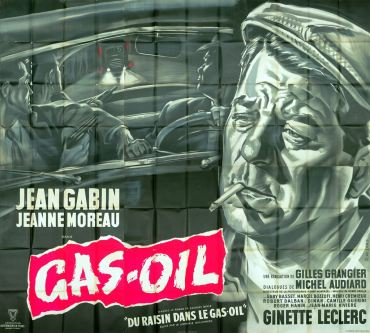 Gas-oil (Victory, 1955). France 360 x 320.
