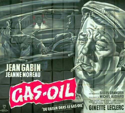 Gas-oil (Victory, 1956). France 360 x 320.