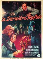 La dernière rafale (20th Century Fox, 1949). France 60 x 80.