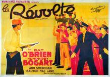 La révolte (Warner Bros, 1937). France 240 x 160. ©collection Jérôme Rouault
