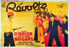 La révolte (Warner Bros. First National, 1937). France 240 x 160. ©collection Jérôme Rouault