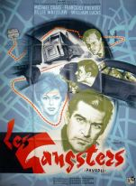 Les gangsters (Rank, 1962). France 120 x 160.