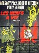 Les nerfs à vifs (Universal, 1962). France 120 x 160.