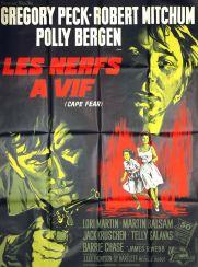 Les nerfs à vifs (Universal, 1962). France 120 x 160. ©collection Jérôme Rouault