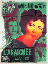 L'araignée (universal, 1949). France 120 x 160. ©collection Jérôme Rouault