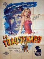 Le traquenard (Gamma-Jeannic, 1951). France 120 x 160.