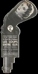 Les loups entre eux (CFC, 1936). France tract.