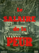 Le salaire de la peur (Cinédis, 1953). France 120 x 160 Mod C.