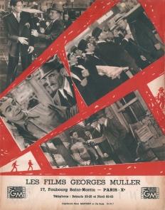 Scarface (FGM, R-1947). France DP. ©collection Jérôme Rouault