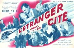 L'étranger dans la cité (SRO, 1950). France DP. ©collection Jérôme Rouault