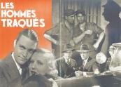 Les hommes traqués (MGM, 1935). France DP.