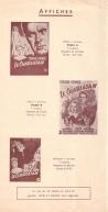 Le charlatan (20th Century Fox, 1948). France DP.