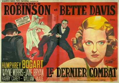 Le dernier combat (Warner Bros. First National, 1937). France 240 x 160 Mod A.