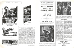 La rafale de la dernière chance (Artistes Associés, 1959). France DP. ©collection Jérôme Rouault