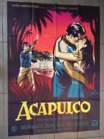 Acapulco (GOF, 1958). France 120 x 160.