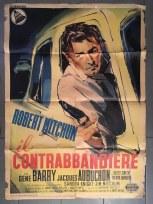 Il contrabandiere (Dear, 1958). Italie 100 x 140.