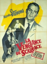 La vengeance de Scarface (RKO, 1957). France 120 x 160.