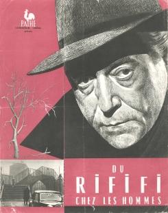Du rififi chez les hommes (Pathé, 1955). France DP.