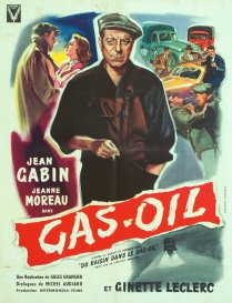Gas-oil (Victory, 1955). France 45 x 55.
