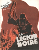 La légion noire (Warner Bros. First National, 1937). France DP.