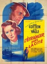 L'étranger dans la cité (SRO, 1950). France 120 x 160.