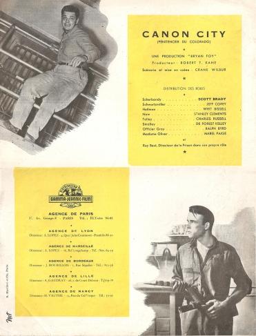 Pénitencier du Colorado (Gamma-Jeannic, 1949). France DP.