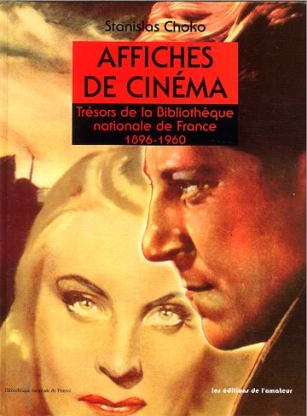 Trésors de la BNF de Stanislas Choko aux éditions de l'amateur
