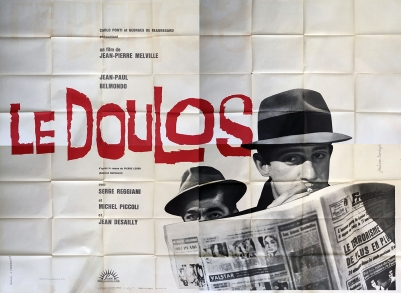 Le doulos (Lux, 1963). France 320 x 240.