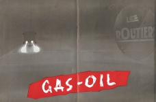 Gas-oil (Victory, 1955). France DP.
